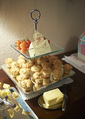 Wilma's Cheese Scones